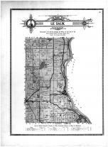 Le Sauk Township, Stearns County 1912